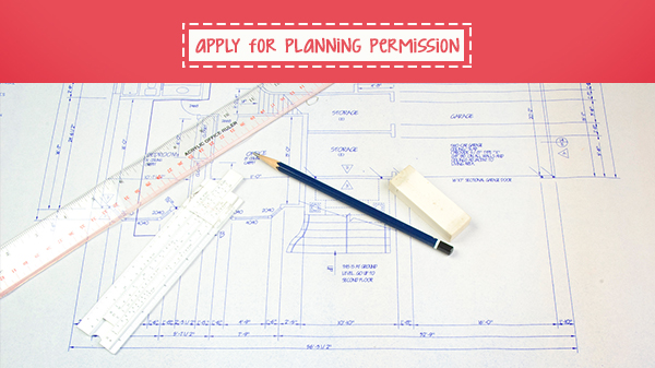 Apply for Planning Permission