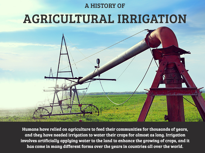 A History of Agricultural Irrigation