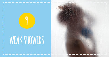 Weak Showers