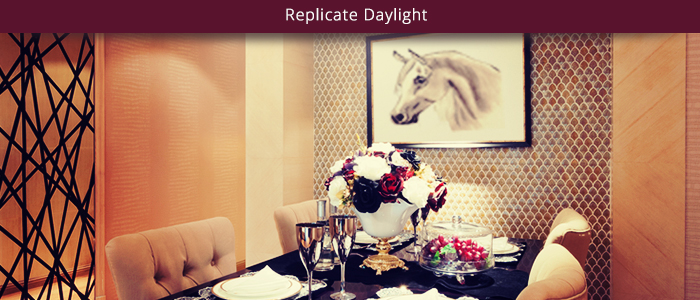Replicate Daylight