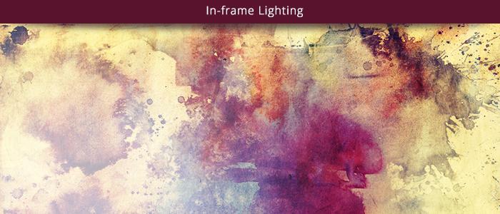 In-frame Lighting