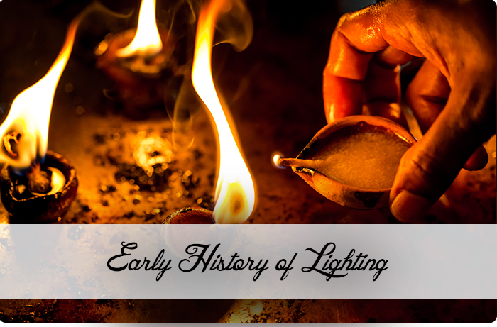 Early History of Lighting