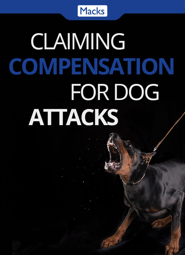 Claiming Compensation for Dog Attacks