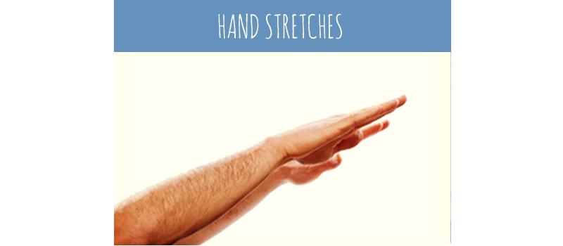Hand Stretches