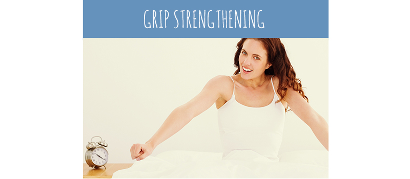 Grip Strengthening
